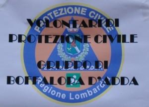 Protezione Civile al Mercatino 2015